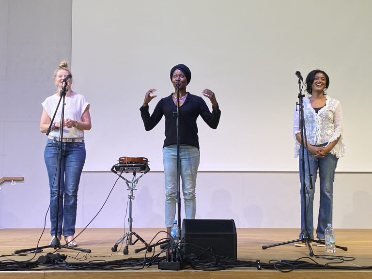 Rückblick: Kultursommer mit Gospel-Pop und Improtheater